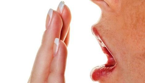Cause de la mauvaise haleine