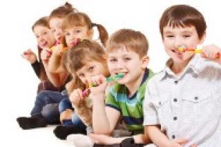 Baby's tanden poetsen, doeltreffend tanden poetsen