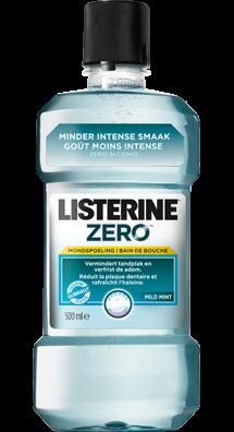 LISTERINE® Zero™