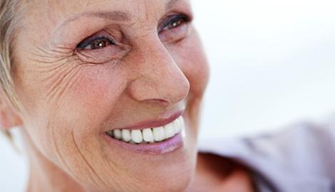 Hygiène bucco-dentaire des seniors.
